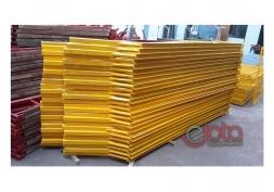 Bandeja de Proteção Primária 2,50x0,80m PU