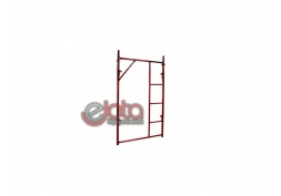 Elemento vertical com escada